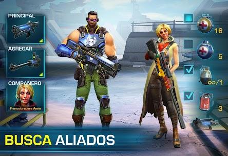Evolution 2: Battle for Utopia. Shooter & Armas 2