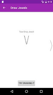 Tải Game Draw Jewels Step By Step