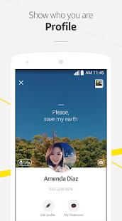 KakaoTalk: Free Calls & Text- hình thu nhỏ ảnh chụp màn hình