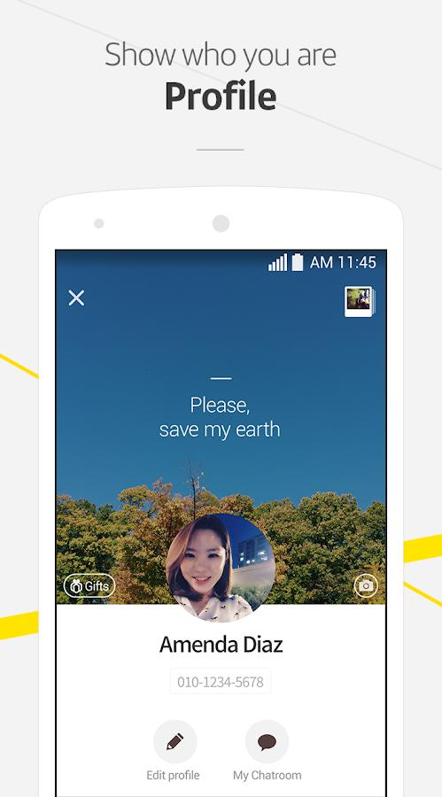 KakaoTalk: Free Calls & Text- ảnh chụp màn hình