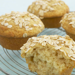 Honey Oat Muffins