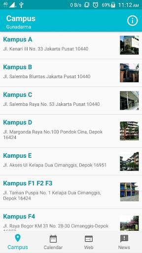 MyCampus  screenshots 1
