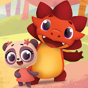 Tommy The Dragon Magic Worlds: Kids Dinosaur Games
