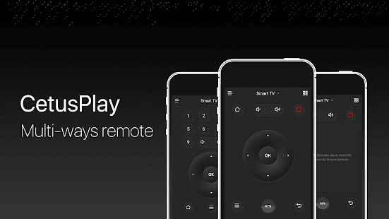 CetusPlay - TV Remote Server Receiver - náhled