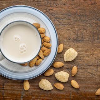 DIY Nut Milk.