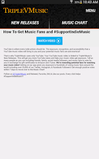 TripleVMusic - FREE Gift Cards- screenshot thumbnail