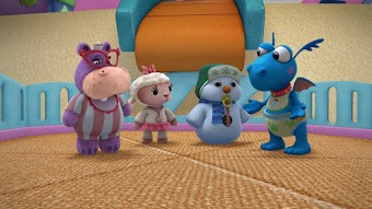 Toy Hospital: Lambie and the McStuffins Babies