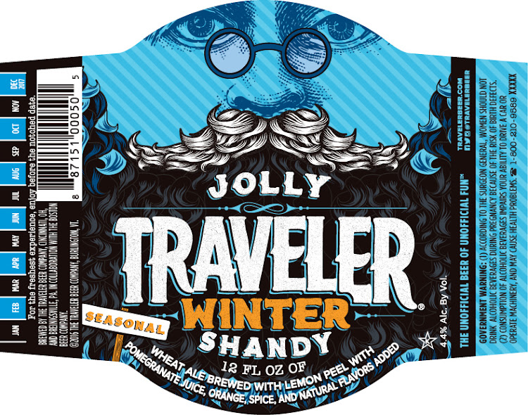 Logo of Traveler Jolly Traveler Shandy