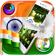 Download Full Independence Day Launcher Theme 1.0 APK