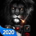 Lion in Costume Theme icon