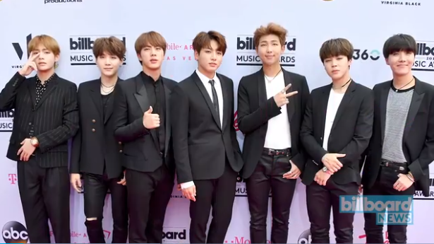 BTS was nominated for the 2019 Billboard  Top Duo/Group Award