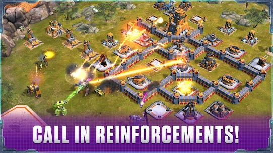 Transformers: Earth Wars Beta  Apk Download For Android and Iphone 4