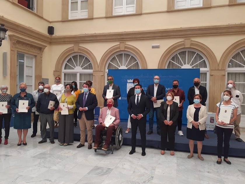 La Diputación ayuda a 21 ONG con sus proyectos sociales