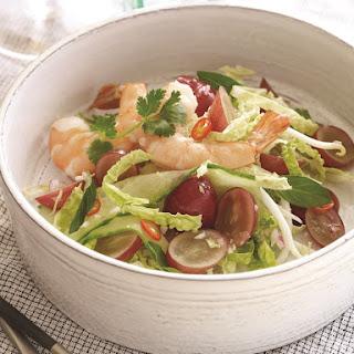 Fast & Fresh Thai Shrimp Salad