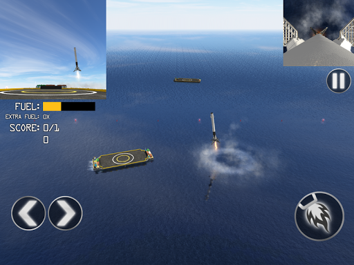 First Stage Landing Simulator 0.9.4 screenshots 8