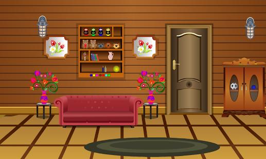 Wooden Abode Escape - náhled