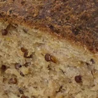 Mustard Wheat Rye Sandwich Bread Recipe