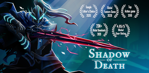 Shadow of Death Darkness RPG  Fight Now Mod Apk 1.81.1.0 (Unlimited money)