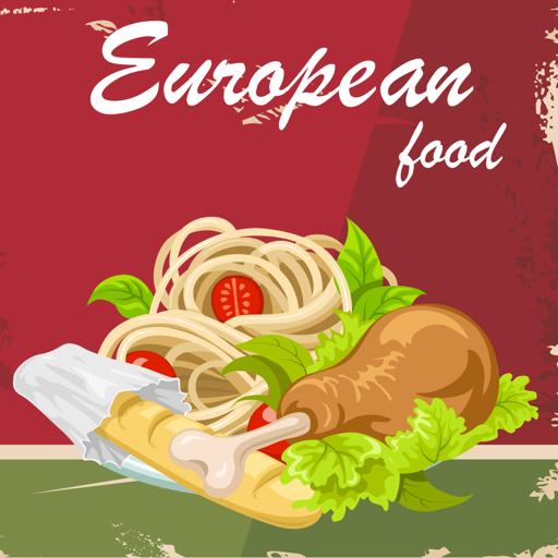 European Cuisine Cookbook