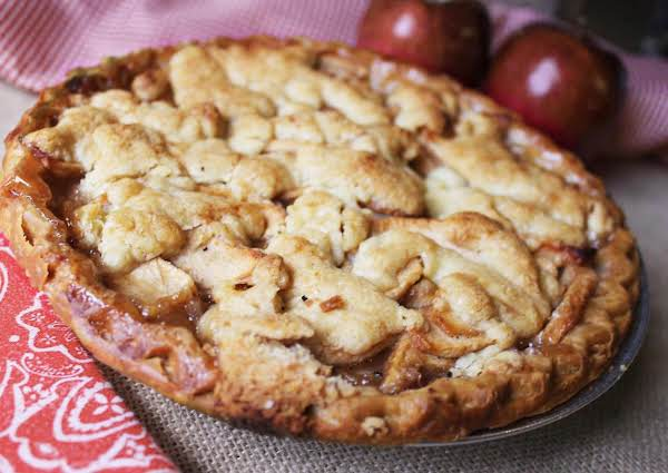 brown paper bag apple pie recipe just a pinch recipes