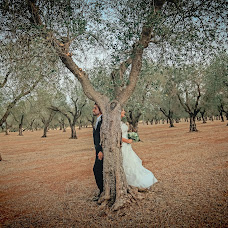 Vestuvių fotografas Alessandro Spagnolo (fotospagnolonovo). Nuotrauka 02.04.2019
