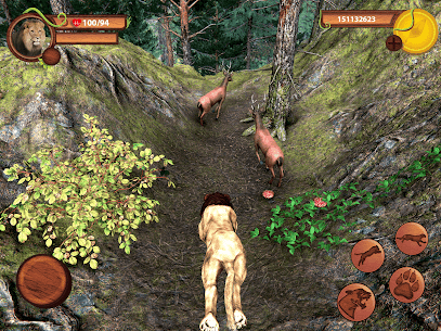 Wild Lion Simulator – Animal Family Survival Game 5