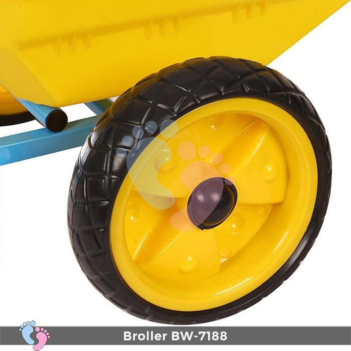 Xe đạp trẻ em 3 bánh Broller XD3-7188 13