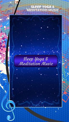 スリープヨガ瞑想音楽