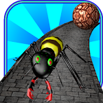 3D Zombie Ant Smash Ball Run Icon