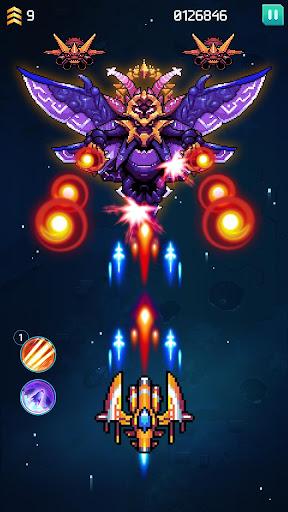 Galaxiga - Classic 80s Arcade apkmr screenshots 4