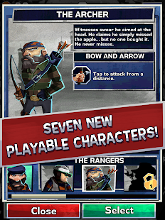 Winter Fugitives- screenshot thumbnail