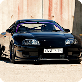 Supra live wallpaper HD