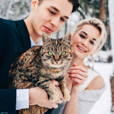 Wedding photographer Yuliya Balanenko (DepecheMind). Photo of 14.01.2017