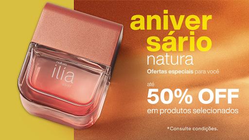 Natura: Comprar Cosmu00e9ticos e Perfumes 5.5.4 screenshots 1