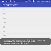 Screen Change Async Task Frag