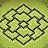 Maps for Clash of Clans - Builder Base Layouts