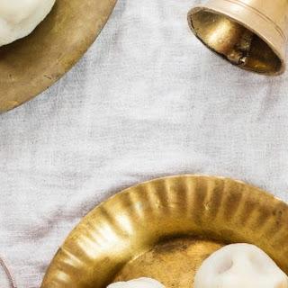Steamed Modaks | Kadabu | Sweet Dumplings
