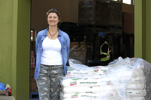 The Diepsloot Youth Programme founder Tracey Henley. Picture: Warren Thompson