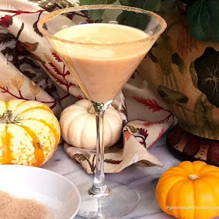 Homemade Pumpkin Irish Cream