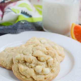 Orange Vanilla Sugar Cookies Recipes