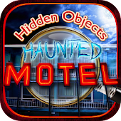 Hidden Objects Haunted Motel