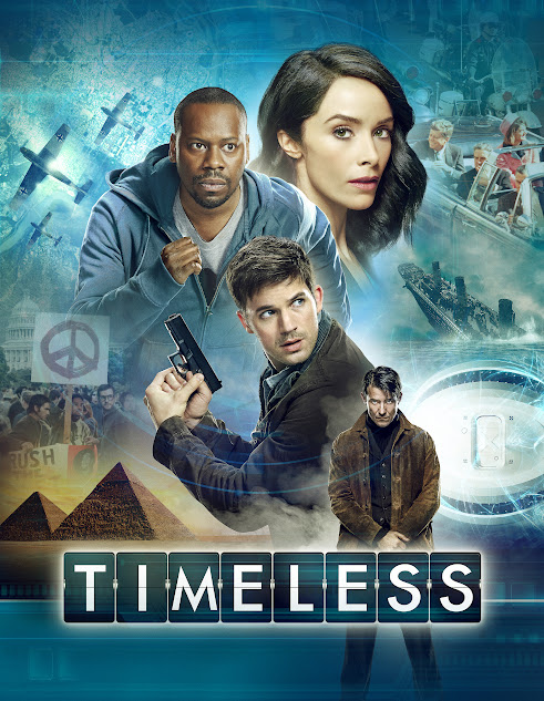 Abigail Spencer stars in Timeless. Find out one of her favorite parts about being in Timeless in my Abigail Spencer interview!