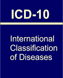 ICD-10 International Classification Of Diseases - náhled