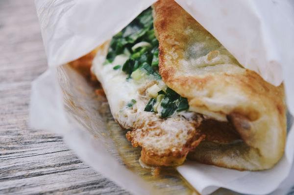 黃記蔥油餅|台東秒殺賣完的蔥油餅!