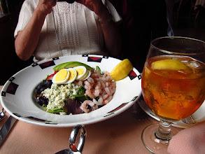 Photo: Ahwahnee Lunch salad. #3670