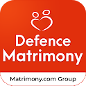 Defence Matrimony - Defence Personnel Marriage App icon
