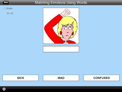Match Emotions Using Words Lit- screenshot thumbnail