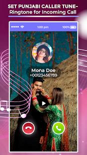 App Set Punjabi Caller Ringtone for Incoming Call APK for Windows Phone
