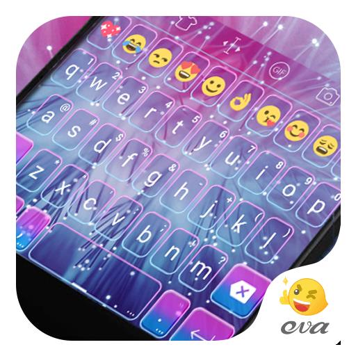 Bright Keyboard Theme -Emoji 遊戲 App LOGO-硬是要APP