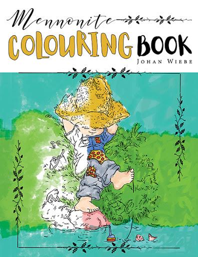 Mennonite Colouring Book
